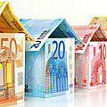 Vente immobilière : la progression est modérée