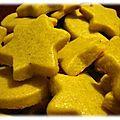 Biscuits de noël aux 4 épices - une recette toute simple