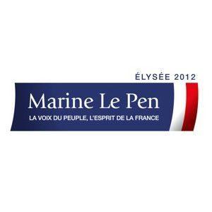 MARINE LE PEN 2012