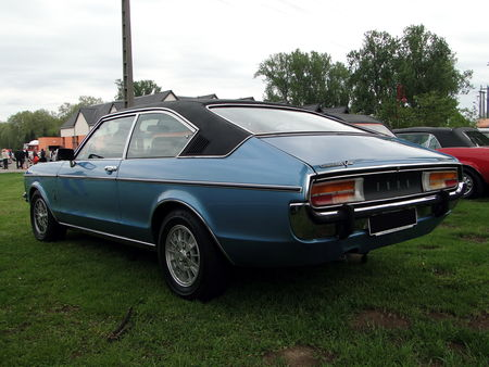 FORD Granada Ghia 2,6 Mark I Coupe 1972 1977 Ideale DS Achenheim 2010 2