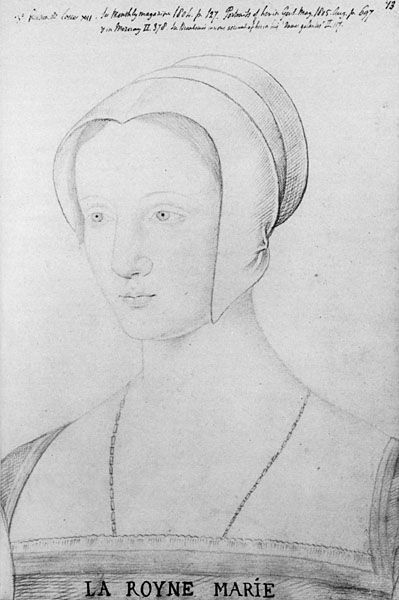 Marie d'Angleterre