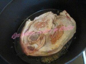 Rouelle de porc au coca cola13