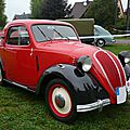 SIMCA 5 coupé biplace 1938 Rustenhart (1)