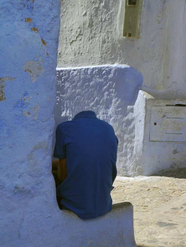 Chefchaouen Blues