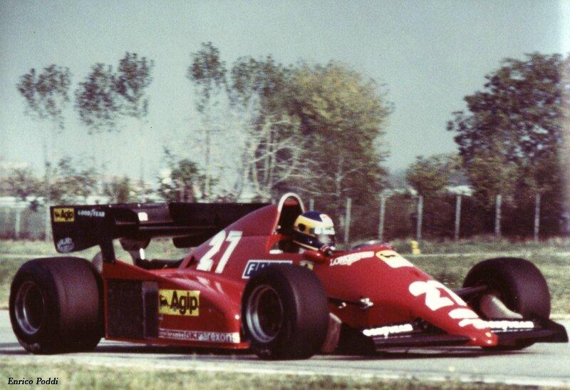 1983-Fiorano-126 C3-Alboreto-26-10