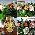 Merci pour les roses