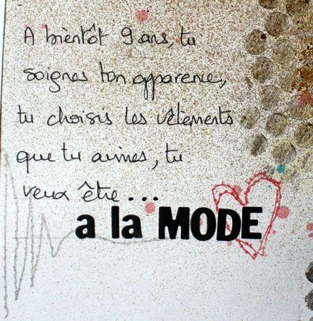 a la mode 014