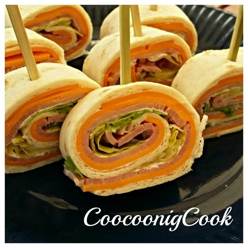 wraps jambon-fromage