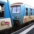 X 4630 (4657+4679) en gare de Nantes