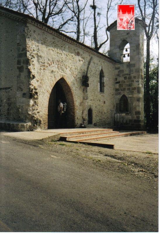 Chapelle Notre Dame du Rugby