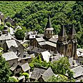Conques - Aveyron