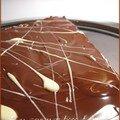 Célèbre gâteau russe