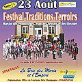 Festival traditions & terroirs à montenils