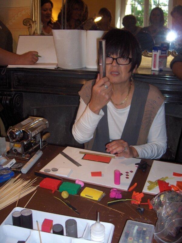 Cours de Donna Kato: les big Beads!