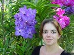 me_in_orchid_farm