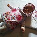 Vente de panoplies pour poupée de 30 cm : noel approche ! cadeau fait main :)