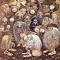 Les gnomes, esprits de la terre