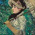 Celebrated edouard manet portrait to be offered for the first time at auction in new york