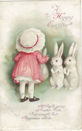 vintage easter image for OVA