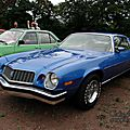 Chevrolet camaro lt sport coupe-1974