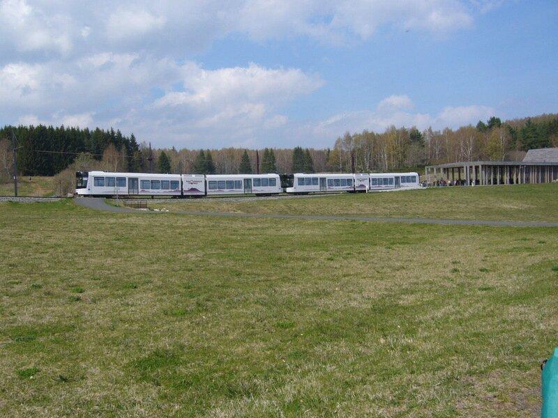 Le Puy de Dôme 004 petit train