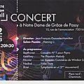 Concert orchestre symphonique d rail