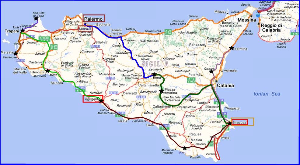 Palerme lieux d int r t arts et voyages - Lanzarote lieux d interet ...