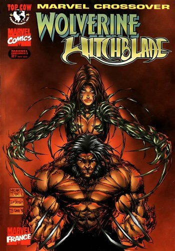marvel crossover 05 devil's reign wolverine witchblade