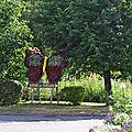 hunawihr jardin des papillons