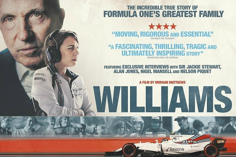 WILLIAMS LIFE AFFICHE