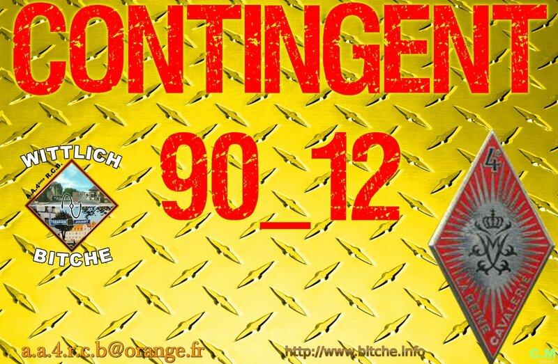 CONTINGENT 90-12