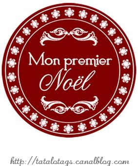 premier noel Mon premier Noël