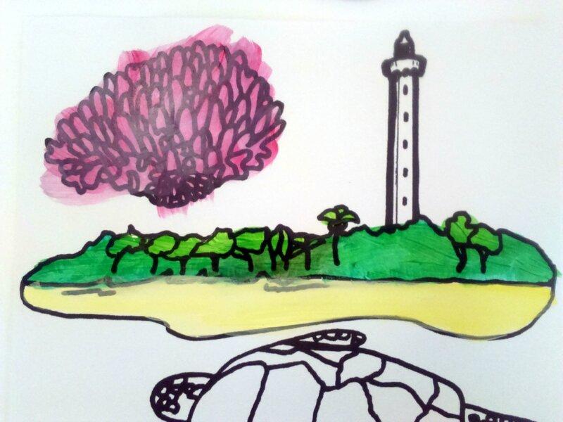 166_Mer Eté_Calendrier Souvenirs du phare Amédée (31)