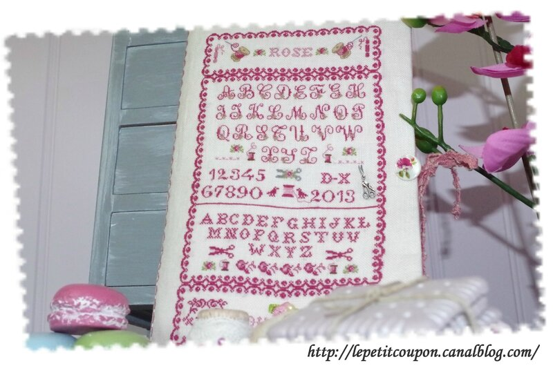 pochette sampler blog