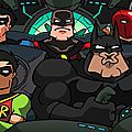 Mercredi musical en comics : batmetal returns