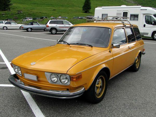 vw 412 ls variant 1972 1974,1