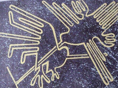Lignes de Nazca, reproduction