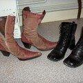 Prévoir des chaussures pour marcher et s'habiller