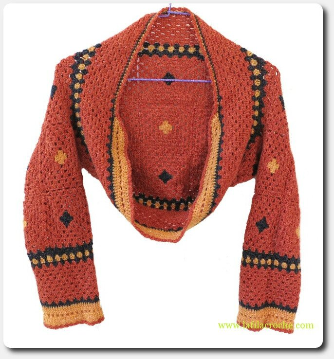 bolero-granny-crochet-orange (2b)