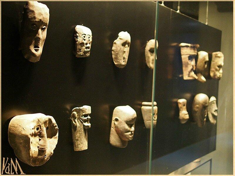 Masque timor oriental_ Musée d'orient _ Lisbonne