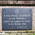 1er février 1794, la victoire de gesté (49)