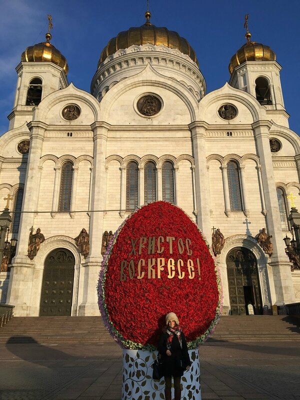 moscou cathedrale christ sauveur00