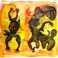 ATEK 2008 Mouchstinks 70x70cm