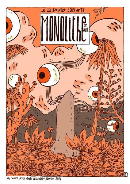 monolythe page 1