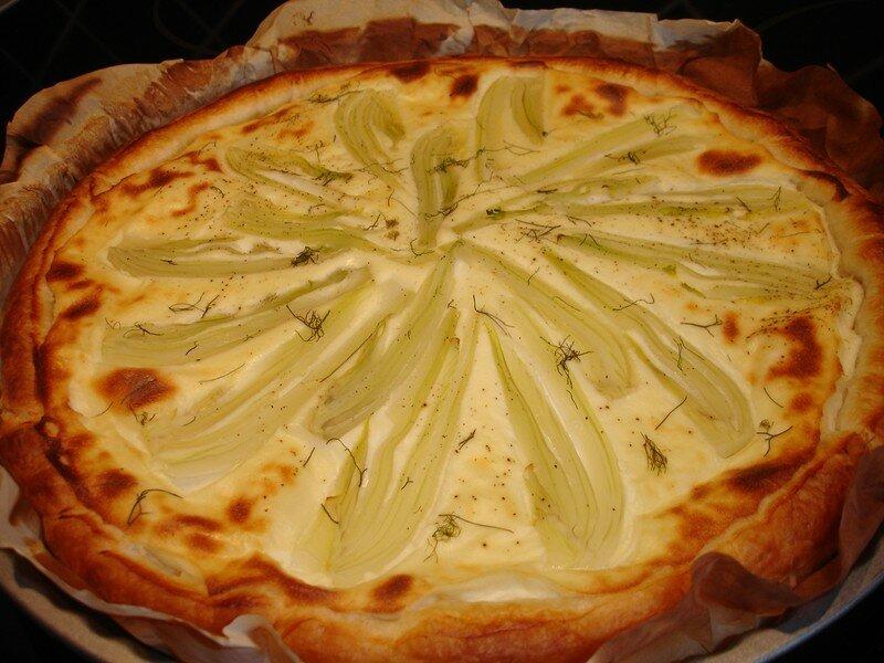 Tarta flamm e di t tique ana s cuisine gourmande toute - Cuisine legere et dietetique ...