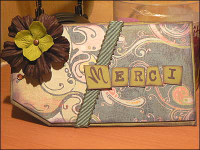 Scrap - Carte Merci