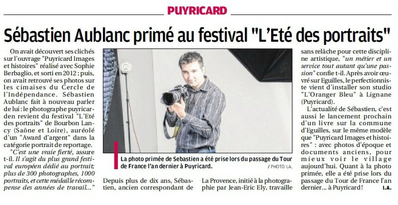 Puyricard photographe