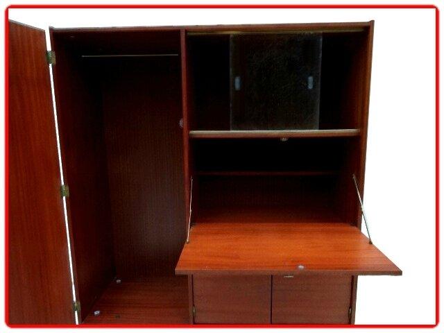 armoire secrétaire vintage (2)