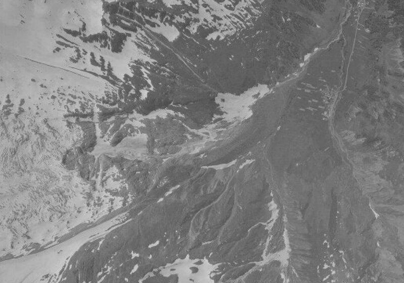 glacier du tour 1960