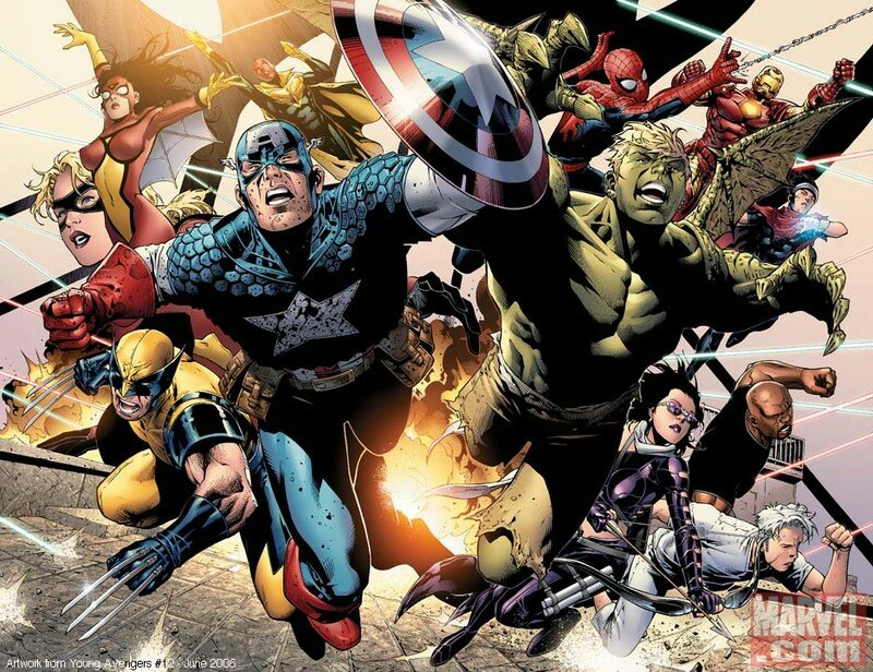 Avengers, Youngs and news